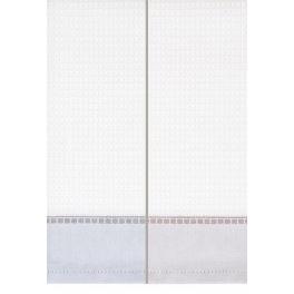 Комплект из 2-х кухонных полотенец «LUNCHi»