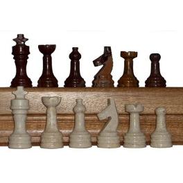 Шахматы каменные