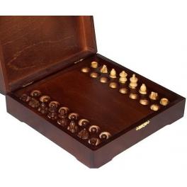 Мини-шахматы деревянные