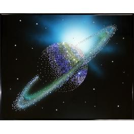 Картина Сваровски «Сатурн»