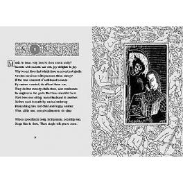 Мини-книга В.Шекспир «Сонеты»/ W. Shakespeare «Sonnets»