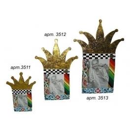 Фоторамка с короной