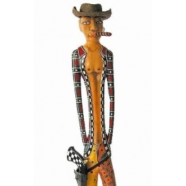 Статуэтка ковбой «Вэйн»