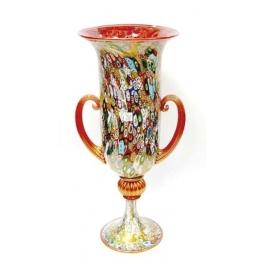 Напольная интерьерная ваза
