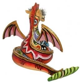 Статуэтка «Дракон» от Томаса Хоффмана, Германия.