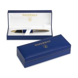 Ручка Ватерман перьевая с позолоченным пером