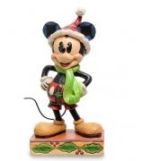 Фигурка Микки Маус «С Рождеством!»