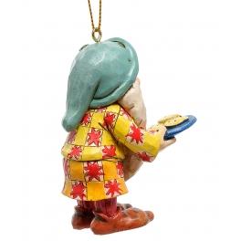 Новогодняя фигурка-подвеска «Гном Соня»
