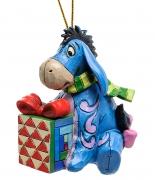 Фигурка-подвеска «Ослик с подарком»