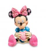 Мини-фигурка «Минни Маус с сердечком»