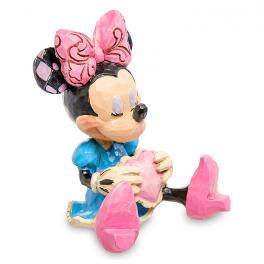 Яркая мини-фигурка «Минни Маус с сердечком»