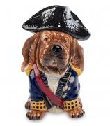 Статуэтка-копилка «Пёс Генерал»