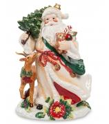 Статуэтка «Дед Мороз с ёлочкой»