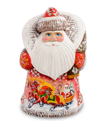 Фигурка «Дед Мороз с мешком»