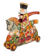 Фигурка «Щелкунчик на коне»
