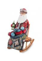 Фигура «Дед Мороз с подарками»