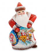 Фигура «Дед Мороз с колокольчиком»