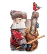 Фигура «Дед Мороз с контрабасом»
