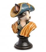 Статуэтка – бюст кота «Генерал Котов»