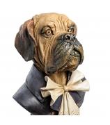 Статуэтка — Бюст собака «Мистер Бульдог»