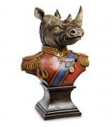 Статуэтка – бюст «Генеральный Носорог»