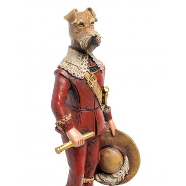 Подарочная фигурка собаки «Синьор Уилбер»