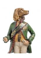 Статуэтка собаки «Королевский советник»