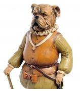 Статуэтка собаки «Виконт Барнабас»