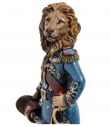 Статуэтка льва «Генерал Лерой»