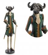 Статуэтка буйвола «Сэр Вилфорд»