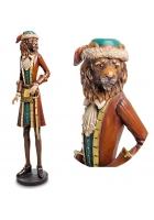 Статуэтка «Благородный Лев»