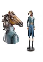 Статуэтка «Благородный Конь»