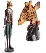 Статуэтка «Импозантный Жираф»