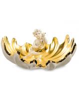 Cтатуэтка из керамики «Ангелочек»