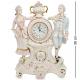 Настольные часы «Кавалер и Дама»