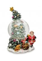 Снежный шар «Новогоднее чудо» (с подсветкой)
