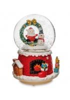 Снежный шар «Рождество» (с подсветкой)