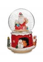 Снежный шар «Чудо Рождества» (с подсветкой)