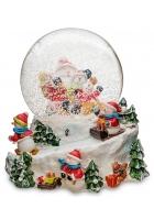 Снежный шар «Зимние игры» (с подсветкой)