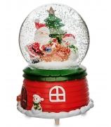 Снежный шар «Подарки от Санты»