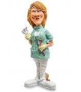Статуэтка «Стоматолог-женщина»