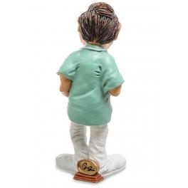 Оригинальная статуэтка «Стоматолог»