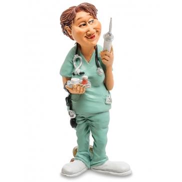 Комическая фигурка «Медсестра»
