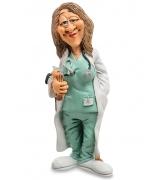 Статуэтка «Доктор-женщина»