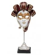 Статуэтка «Венецианская маска»