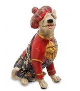 Статуэтка «Собака-шотландец»