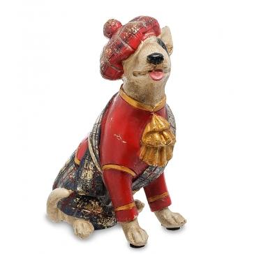 Оригинальная статуэтка «Собака-шотландец»