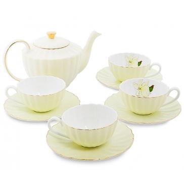 Чайный сервиз на 4 персоны «Мария Тереза»