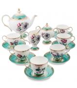 Чайный сервиз «Цветок Неаполя»
