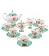 Чайный сервиз «Роза»